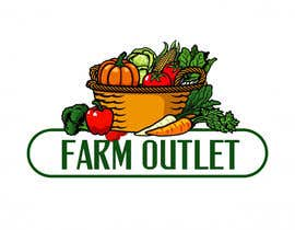 """#99 pёr Contest - Logo for retail store """"Farm Outlet"""" nga cyberlenstudio"""