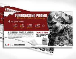 nº 98 pour I need a fundraising promo designed par rayyyyyyyyyy