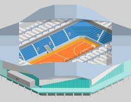 #39 for Oneball stadium af Koushikdesigner