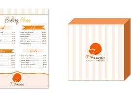 #4 für Create a new menu and cake box design von hillsarmiee