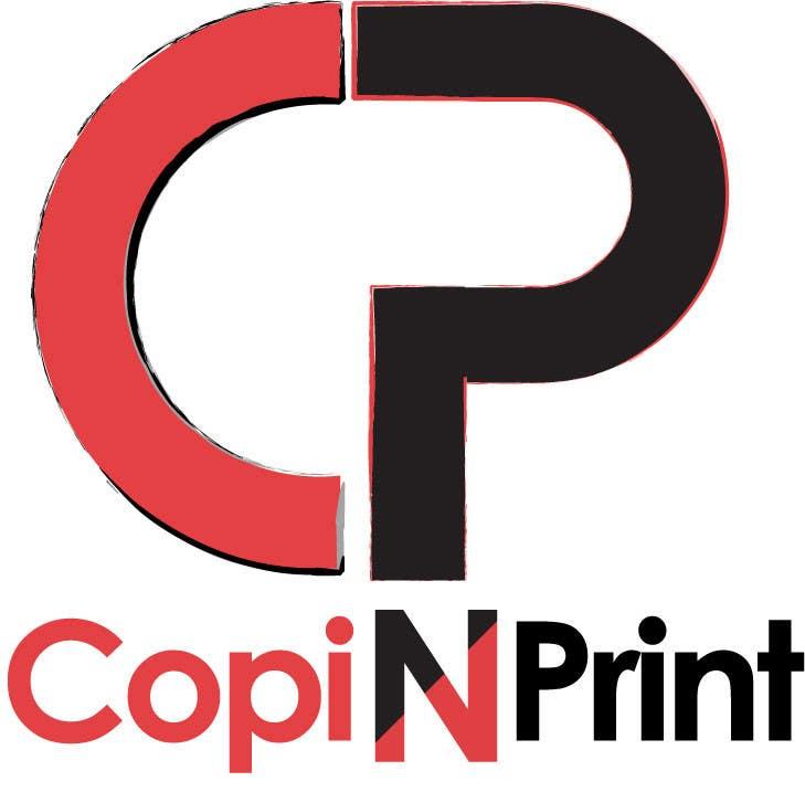 Konkurrenceindlæg #                                        87                                      for                                         Logo Design for CopiNprint