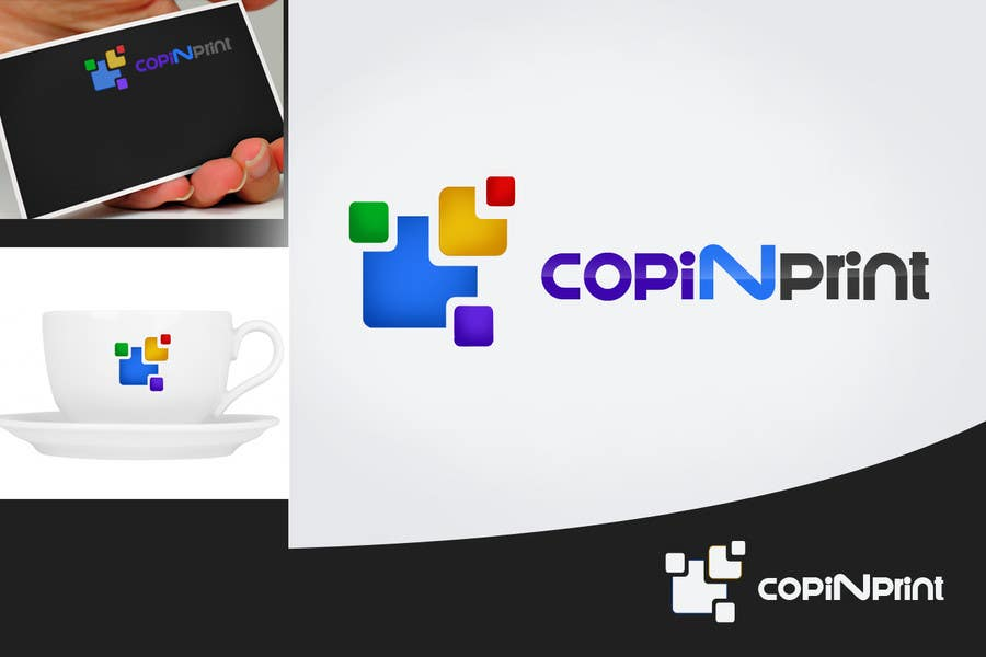 Konkurrenceindlæg #                                        78                                      for                                         Logo Design for CopiNprint