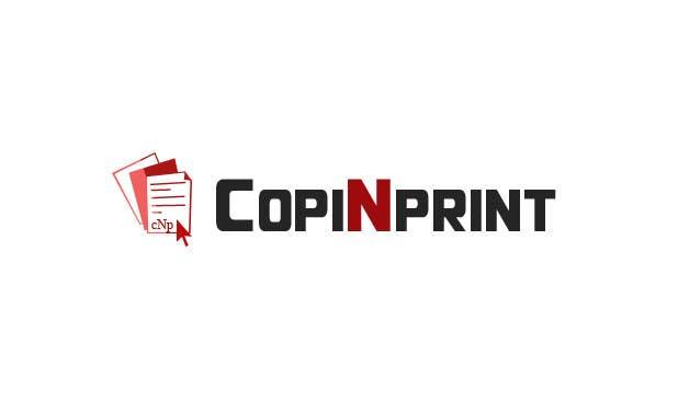 Konkurrenceindlæg #                                        132                                      for                                         Logo Design for CopiNprint
