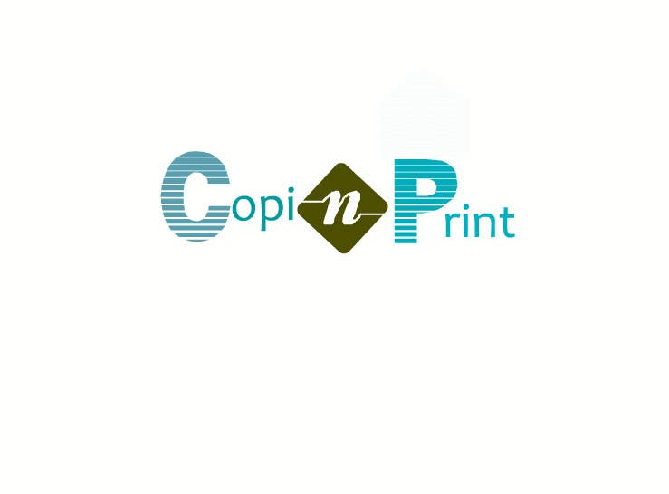 Konkurrenceindlæg #                                        134                                      for                                         Logo Design for CopiNprint