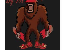 #32 cho Design for T-Shirt Hoodie (Bigfoot, altered head, broken skateboard, broken shoes) bởi kuyousuf