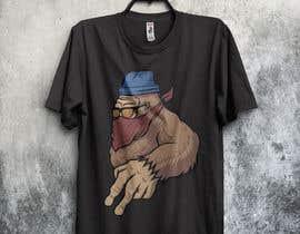 #36 cho Design for T-Shirt Hoodie (Bigfoot, altered head, broken skateboard, broken shoes) bởi Zhanahammed29
