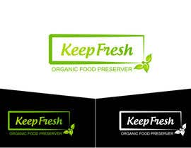 #46 untuk Design a Logo for a Food Preserver Brand  (Future Work Guaranteed) oleh OviRaj35