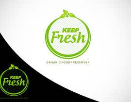 #50 untuk Design a Logo for a Food Preserver Brand  (Future Work Guaranteed) oleh OviRaj35