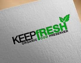 #9 pentru Design a Logo for a Food Preserver Brand  (Future Work Guaranteed) de către akram1293