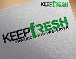 #58 pentru Design a Logo for a Food Preserver Brand  (Future Work Guaranteed) de către akram1293