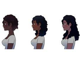 #21 for Create Illustration for different Hairlengths by xodorcoo