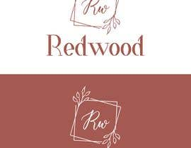 Nro 201 kilpailuun I need a logo designed for a ladies fashion brand. The name of the shop is (Redwood). İ want an elegant logo that can be used in international fashion magazine. Use the (Redwood color) attached . käyttäjältä AbanoubL0TFY