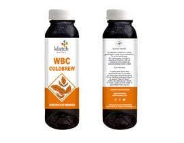 Nro 51 kilpailuun Packaging Design: Cold Brew Coffee Bottles käyttäjältä FrankZ19