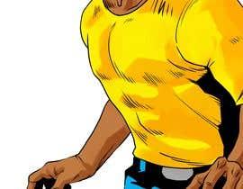 #3 для Illustrate a comic of a person in motion. от KatonAqhari