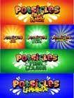 Graphic Design Kilpailutyö #33 kilpailuun design for candy packaging- sour popsicle gummies