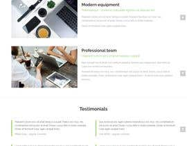 #82 cho Refresh our website - new design wanted bởi Talhatlp