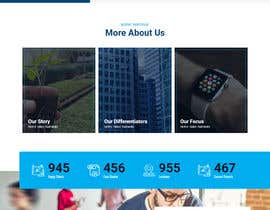 #74 cho Refresh our website - new design wanted bởi mirhamza1347