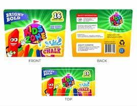 Nro 99 kilpailuun Design a set of packaging labels käyttäjältä ANTIHERO1922