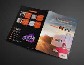 #18 untuk Design an Advertising leaflet to promote our Courier Services oleh biswasshuvankar2