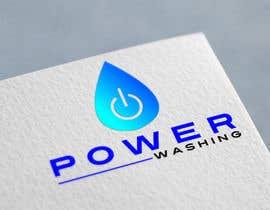#9 cho logo powerwashing business bởi emonsakib61
