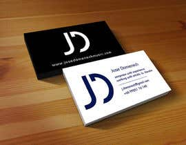 #54 cho Logo Design and Business Card Musician bởi PIVNEVA