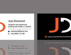 #90 cho Logo Design and Business Card Musician bởi PIVNEVA