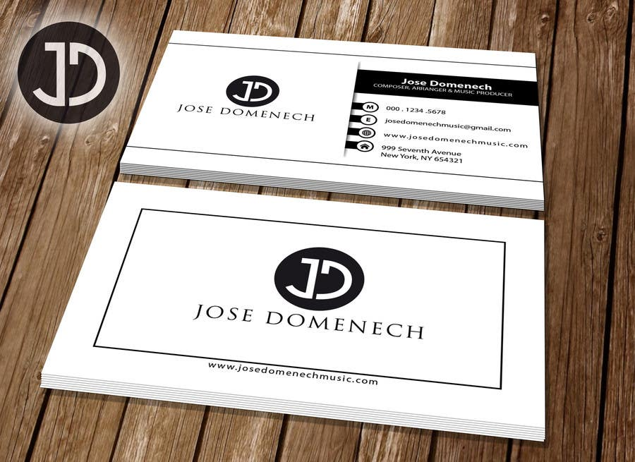 Contest Entry #39 for Logo Design and Business Card Musician