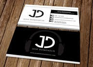 Graphic Design Contest Entry #65 for Logo Design and Business Card Musician