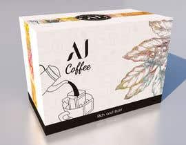 Nro 50 kilpailuun Coffee Bag box käyttäjältä atidoria