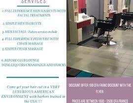 #8 for Flyer for Barberhop by rajveer70044
