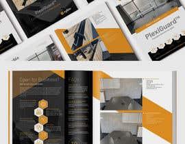 Jonret tarafından Create 4-page Product Line Guide (brochure w/photos) için no 47
