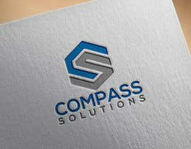 #228 for I need a logo designed for my company. The name of the company is (Compass Solutions). We are a construction,fabrication, equipment, and energy company.  I would like the logo to have a mechanical/industrial feel to it. by heisismailhossai