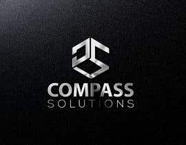 Nro 236 kilpailuun I need a logo designed for my company. The name of the company is (Compass Solutions). We are a construction,fabrication, equipment, and energy company.  I would like the logo to have a mechanical/industrial feel to it. käyttäjältä shadm5508