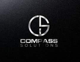 #238 for I need a logo designed for my company. The name of the company is (Compass Solutions). We are a construction,fabrication, equipment, and energy company.  I would like the logo to have a mechanical/industrial feel to it. by shadm5508