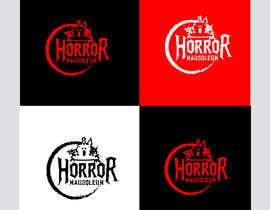 #91 cho Logo designer for horror website bởi muzamilijaz85