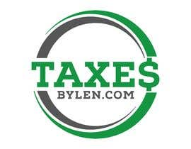 #298 for Need updated logo for TaxesByLen.com by circlem2009