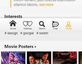 Nro 59 kilpailuun UI redesign/new concept for 1 screen Competition - Winner will get awarded for full project. käyttäjältä saipavan3491
