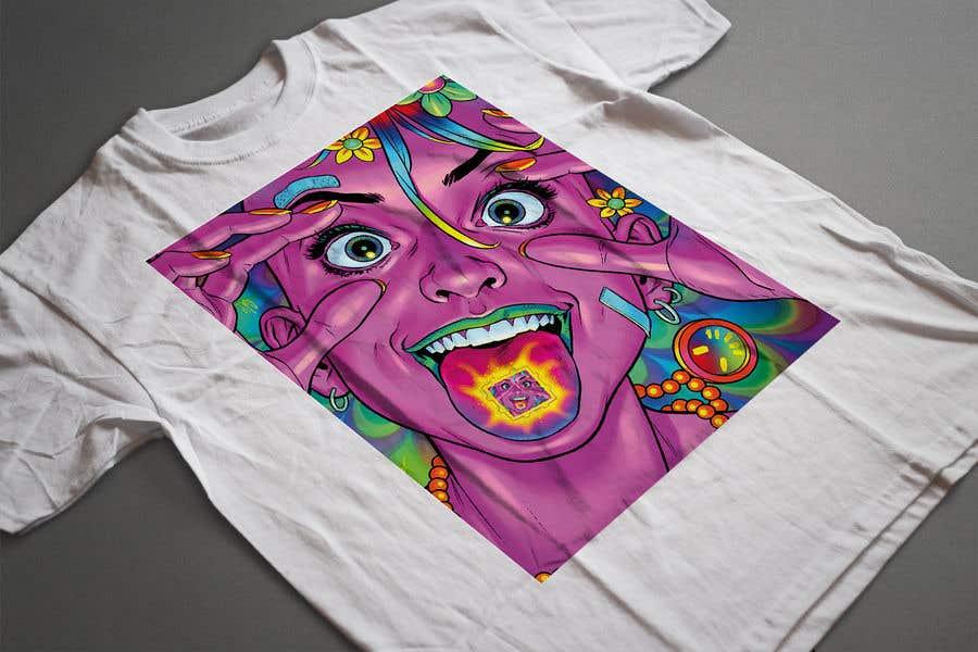 Kilpailutyö #                                        9                                      kilpailussa                                         i need a tshirt design for my business.