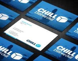 #292 for CHILL - Stationery Design Comp by dnoman20