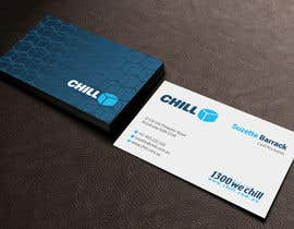 #212 for CHILL - Stationery Design Comp by Designopinion
