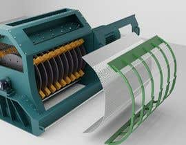 #10 for 3D DRAW - HAMMER MILL SCREEN by EngineerDinesh