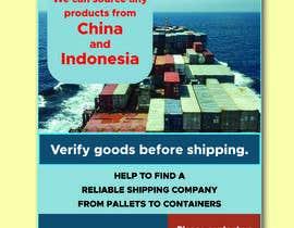 parveznoyon2111 tarafından create a flyer for logistic services için no 28