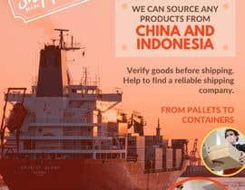 Kiaragael tarafından create a flyer for logistic services için no 18