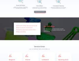 Nro 10 kilpailuun New design for home page (no back-end code change) käyttäjältä Opu404