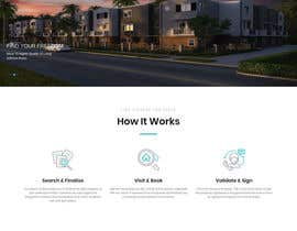 Nro 8 kilpailuun New design for home page (no back-end code change) käyttäjältä Bboysdreamsfell