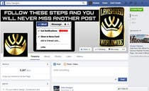 Graphic Design Contest Entry #24 for Design a Banner for company facebook page