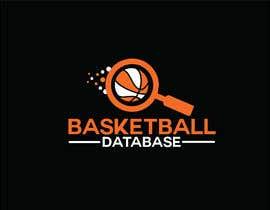 Nro 167 kilpailuun Logo for Basketball database käyttäjältä Vsion2