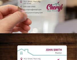 #867 для Impressive and unique design for business card, door hanger and car magnet using existing logo от Aksh86