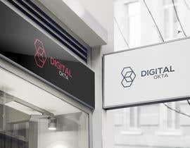 #32 cho Build a Logo for DigitalOkta bởi faiyazbn