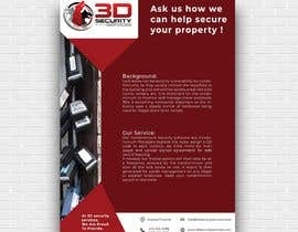#148 for Flyer for online security service for condominiums by mdjahidul306